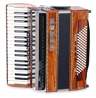 Zupan Eco IV 96 M Accordion High-Gloss Rosewood