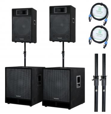 McGrey Stage-2800 PA-System 2800 Watts