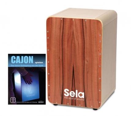 Sela CaSela Cajon Tineo SET inkl. Cajonschule
