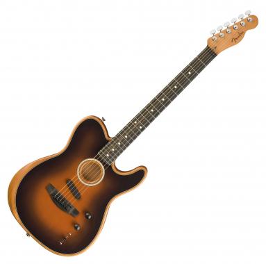 Fender American Acoustasonic Tele EB SB