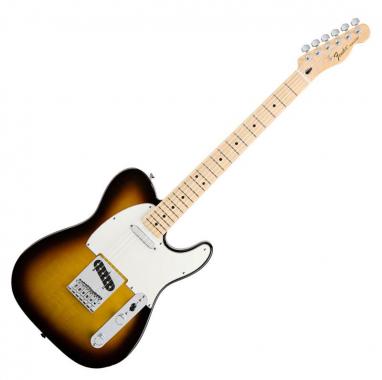 Fender Standard Tele MN BSB  - Ausstellungsstück (Zustand: gut)