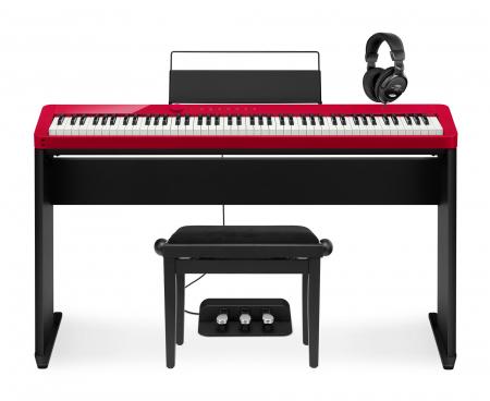 Casio PX-S1000 RD Privia Digitalpiano Set