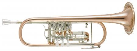 Cerveny CTR 701R Bb-Trompete