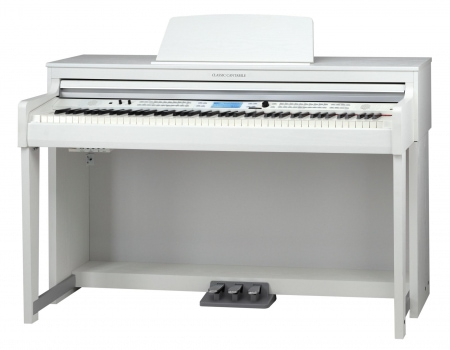 Classic Cantabile DP-A 610 Electric Piano White Matte