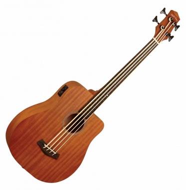 "Gold Tone Micro Bass 25"" Fretless"