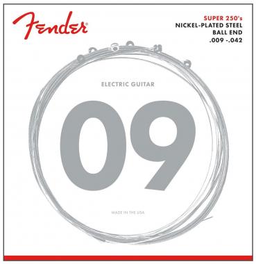 Fender 250L Nickel-Plated Steel