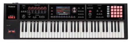 Roland FA-06 Synthesizer Workstation  - Retoure (Zustand: sehr gut)