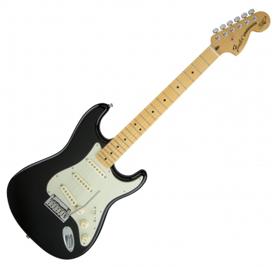 Fender The Edge Signature Strat MN BLK