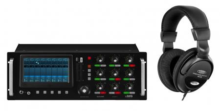 IMG Stageline DELTA-160R Digitalmixer Set