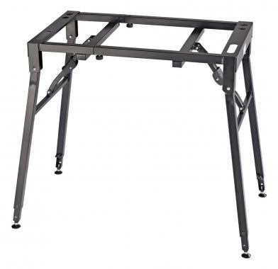 K&M 18950 Keyboard-Klapptisch schwarz