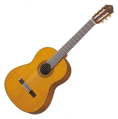 Yamaha CG162C Konzertgitarre, Zeder