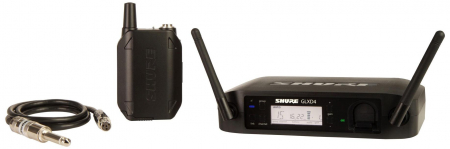 Shure GLXD14 Wireless Bodypack System