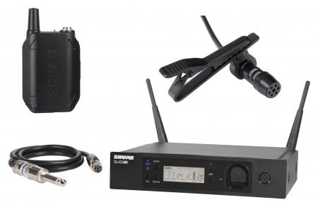 Shure GLXD14R Digital Funksystem Set inkl. LA-30 Lavaliermikrofon