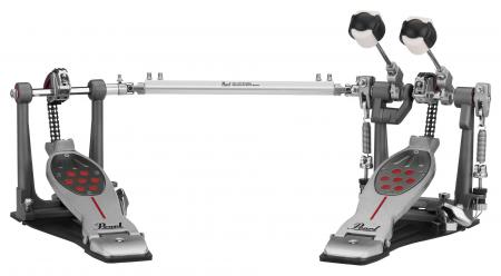 Pearl P-2052C Eliminator Doppel Fußmaschine Chain Drive
