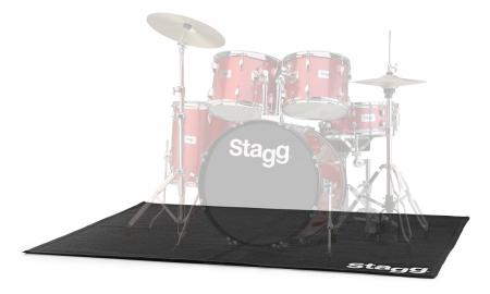 Stagg Schlagzeugteppich 180x150 cm  - Retoure (Zustand: sehr gut)