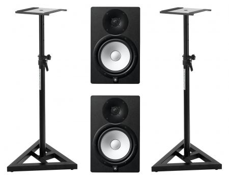Yamaha HS8 MP Stativ Set
