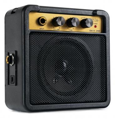 Rocktile GA-5 Jimi mini amplificateur pour guitares