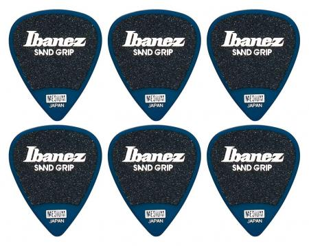Ibanez PA14MSG-DB Picks Wizard Sand Medium - 6er Pack