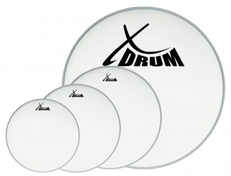 "XDrum Coated parches de batería set 10"" 12"" 14"" 22"""