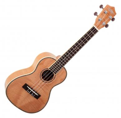 Classic Cantabile UC-600 ukelele de concierto con cuerpo de madera de Ocume
