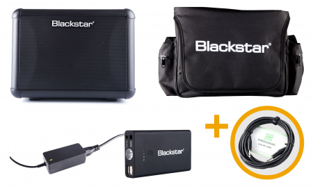 Blackstar Super Fly Pack Combo Set