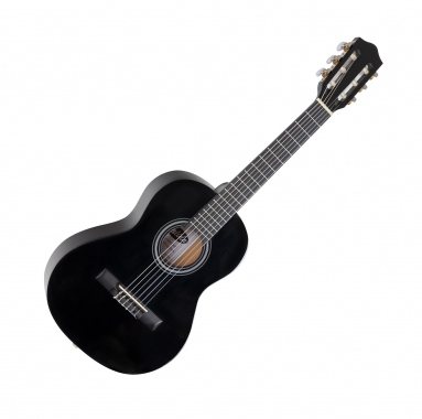 Calida Benita classical guitar 1/2 black