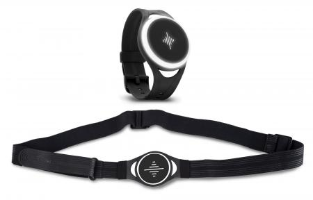 Soundbrenner Pulse Vibrations Metronom Set inkl. Body Strap