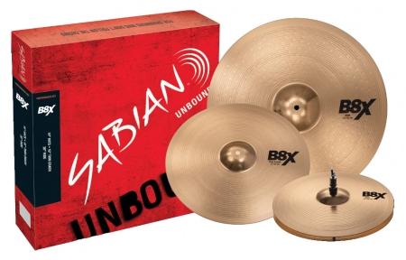 Sabian B8X Performance Set Beckenset