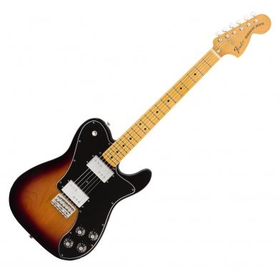 Fender Vintera '70s Tele Deluxe MN 3TS