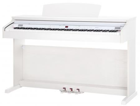 Classic Cantabile DP-50 WM E-Piano weiß matt  - Retoure (Zustand: sehr gut)