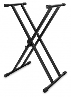 Classic Cantabile X-Keyboard stand double braced