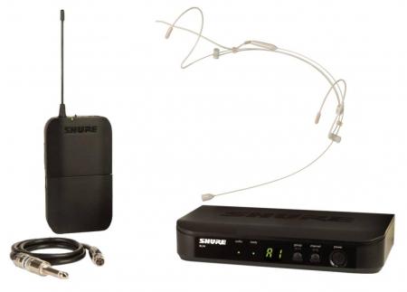 Shure BLX14 S8 Funksystem Set inkl. HS-31 Headsetmikrofon
