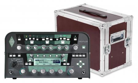 Kemper Profiling Amplifier Head BK Set mit Case