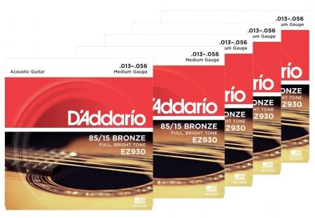 D'Addario EZ930 Medium