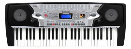 McGrey BK-5420 teclado con 54 teclas, micrófono y soporte para notas