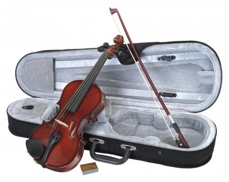 Classic Cantabile Student Violine 1/4 SET inkl. Kolofon  - Retoure (Zustand: sehr gut)