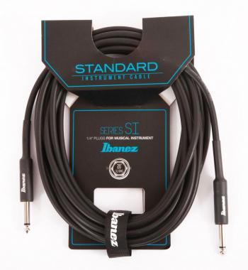 Ibanez SI20 Guitar Cable 6,10m - Black