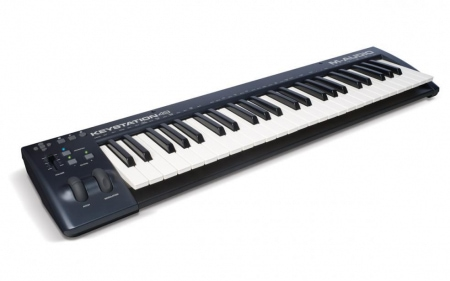M-Audio KeyStation 49 MKII  - Retoure (Zustand: sehr gut)