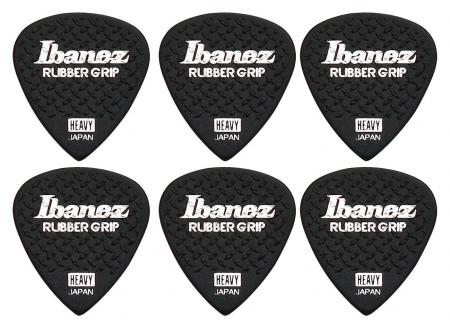Ibanez PA16HRG-BK Grip Wizard Rubber Heavy - 6er Pack