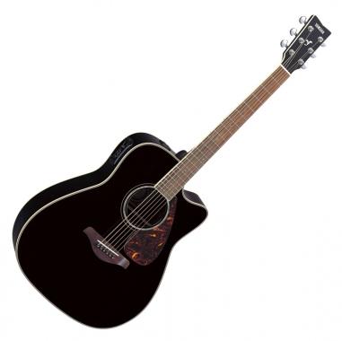 Yamaha FGX 730SC BL Westerngitarre