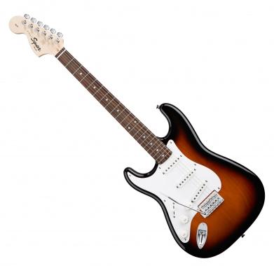 Fender Squier Affinity Strat Left-Hand RW BSB
