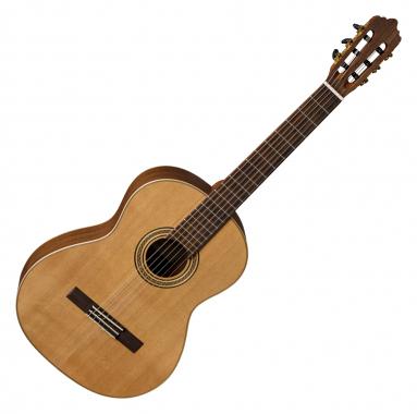 La Mancha Rubi cm/63 7/8 Konzertgitarre  - Retoure (Zustand: gut)