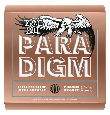 Ernie Ball 2076 Paradigm Medium Light Phosphor Bronze