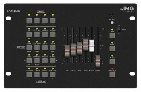 IMG LC-324DMX LED DMX Lichtsteuerung