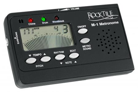 Rocktile Metrónomo digital M-1