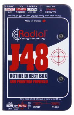 Radial Engineering J48