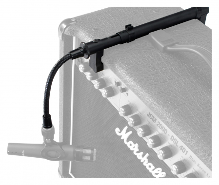 Pronomic AMP-CLAMP Support de microphone pour amplificateur