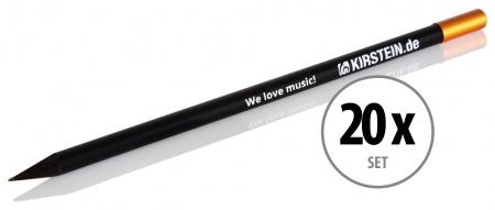 20er Set Kirstein Magnet-Bleistift