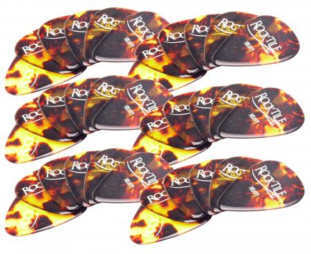 Rocktile Classic Pick/Plektrum 36er Pack Heavy