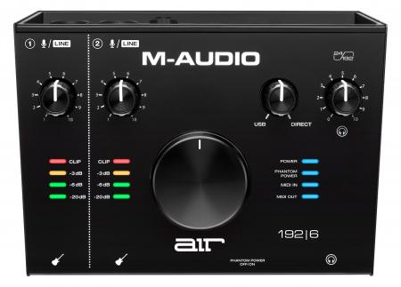 M-Audio AIR 190|6